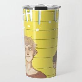 Height Chart Travel Mug