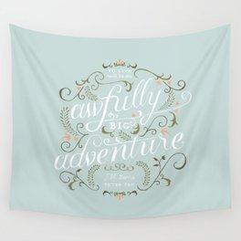 Big Adventure Wall Tapestry