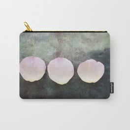 Three rose petals Carry-All Pouch