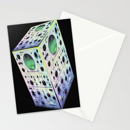 3D super OMNI-SCOPE Stationery Cards