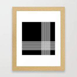 krizanje Framed Art Print