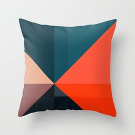 Geometric 1713 Throw Pillow