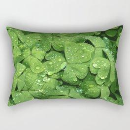 Lucky Enough Rectangular Pillow