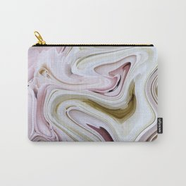 Lavender Gardens Carry-All Pouch