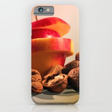 Apple and nuts iPhone 6s Slim Case