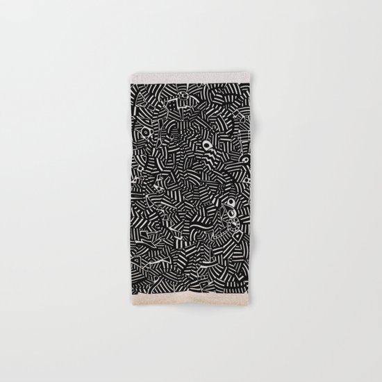 - the doubt - Hand & Bath Towel