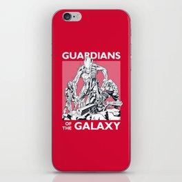 Guardians iPhone Skin