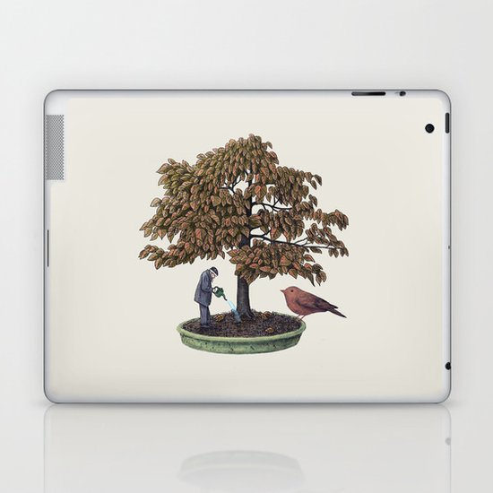 Enchanted Bonsai Laptop & iPad Skin