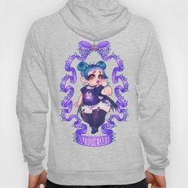 Bow to the Queen Hoody