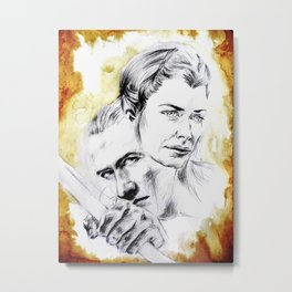 Children of the forest Metal Print