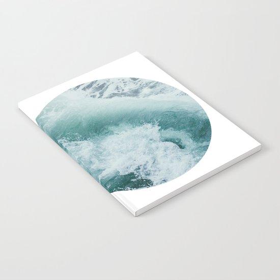 Circle Sea Notebook