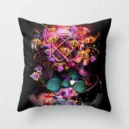 DiveDeeper Throw Pillow