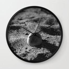 Strength and Shadows Wall Clock