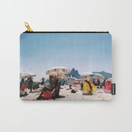 Ipanema beach in the middle of summer Carry-All Pouch