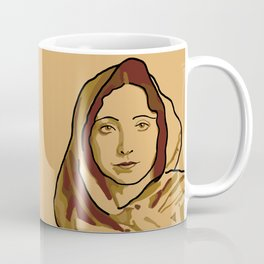 Anaïs Nin Coffee Mug