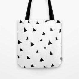 Disorganized Triangles Tote Bag