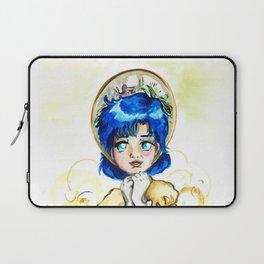 Sailor Jupiter Yellow Flower Laptop Sleeve