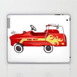 Firetruck Laptop & iPad Skin
