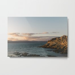 Galician coast II, Spain, 2017 Metal Print