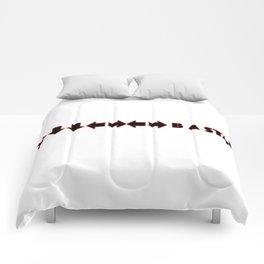 Konami Code Comforters