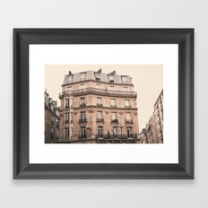 Paris Nº2 Framed Art Print