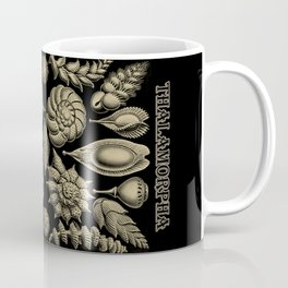 """""""Thalamorpha"""" from """"Art Forms of Nature"""" by Ernst Haeckel Coffee Mug"""