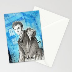 Doctor Who: The 10th Doctor Stationery Cards