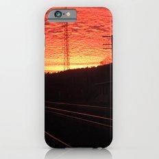 Sunset Railroad Slim Case iPhone 6s