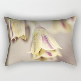 Colorful bluebells Rectangular Pillow