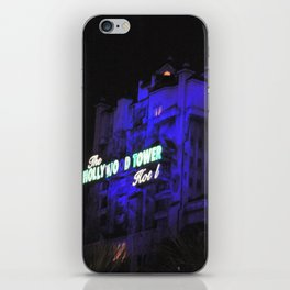 Tower Of Terror iPhone Skin