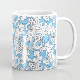 You and Me_ Black Lines Coffee Mug