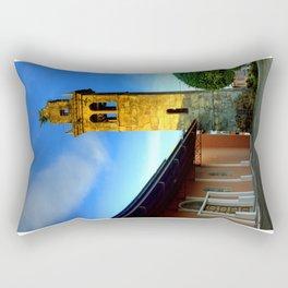 Arms Tower of David City Rectangular Pillow