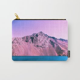 Pastel mountains Carry-All Pouch