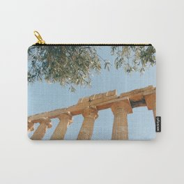 The Ancient Agrigento Temple Carry-All Pouch