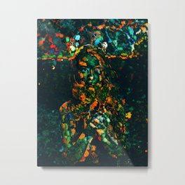 Natural Connection Metal Print