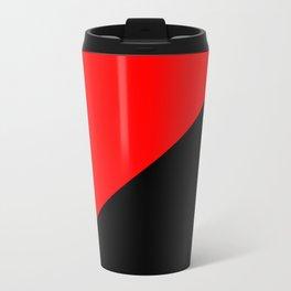 Antifa Flag Travel Mug