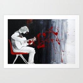Killer Chords Art Print