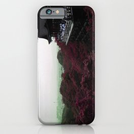 From a distance (Kyoto, Japan) iPhone Case