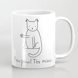 Paw Paw Coffee Mug