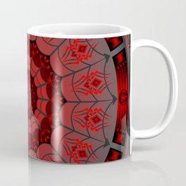 Gothic Spider Web Coffee Mug