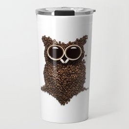 Coffee Owl Travel Mug