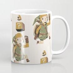 triforce power up Mug