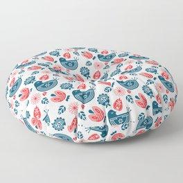 Hygge Pattern Floor Pillow