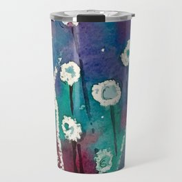 Blueberry Bush Travel Mug