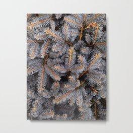 pine spikes #society6 #decor #buyart Metal Print