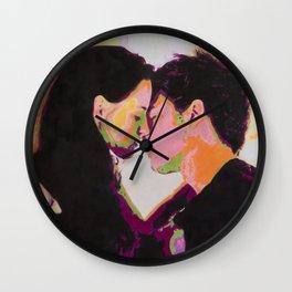 Edward and Bella Wall Clock