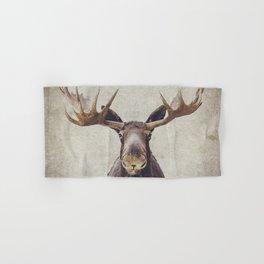 Moose Hand & Bath Towel