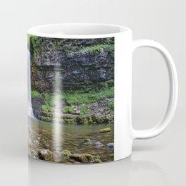 Sgwyd yr Eira Waterfall 3 Coffee Mug