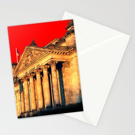 Architectural Shapes #6 Stationery Cards