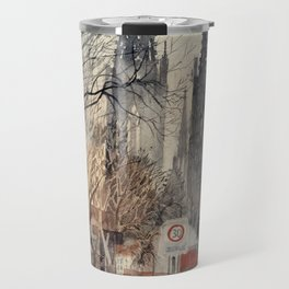 Cologne Travel Mug